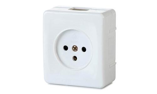 קופסת שקע חשמלית
